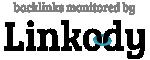 backlinks monitored by Linkody